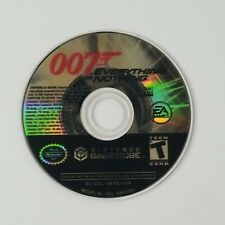 007 Everything or Nothing Nintendo Gamecube James Bond Rated T - DISC ONLY Works