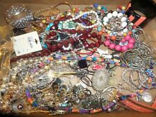 12 Pound 13 Ounce Box Assorted Jewelry