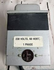 230 volts 60 hertz 1 phase Extension Extender Cord Hospital Generator 12/3 SO