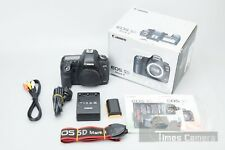 Canon EOS 5D Mark II 5D2 Mark 2 20.2MP Full Frame DSLR Camera Body Boxed