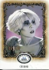 Farscape In Motion Gold Archive Collection Chase Card WC3 Chiana