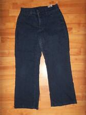 W7660 Womens NOT YOUR DAUGHTERS JEANS nydj Dark Wash Capris CROPPED PANTS 6