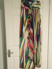 Coast Cynthia Maxi Dress Size 10