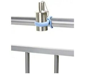 Stainless GREEN Patio Torches  Outdoor Patio Railing  Oil Lamp (2 Pack) (AB1)