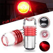 1PC 1157 5630 3 LED High Power Car Brake Stop Light Lamp Bulb Red DC 12V uu