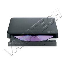 MASTERIZZATORE ESTERNO DVD/CD PC NOTEBOOK LG GP57EB40 SLIM NERO USB 2.0 CORRIERE