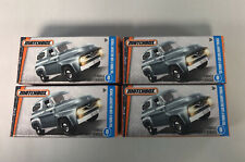 MATCHBOX '55 FORD F-100 DELIVERY TRUCK POWER GRABS LOT OF 4 FREE SHIPPING