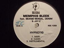 """MEMPHIS BLEEK + JAY-Z - HYPNOTIC (12"""")  2004!! RARE!! ♫"""