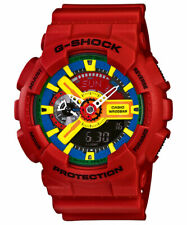 Casio G-shock GA-110FC-1A Hyper Colors Rare Big Face Men Watch Brand New