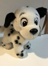 "Disney World Vintage 101 Dalmatians 7""Plush Puppy Dog"