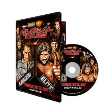 Official ROH Ring of Honor & NJPW Global Wars 2017 Buffalo Event DVD