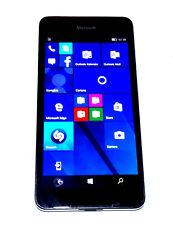 Microsoft Lumia 650 16gb BLACK Windows 10 senza SIM-lock da 5,0 pollici 8mp 4g Top #701