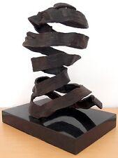 Bronze Skulptur Figur - KOPF EINER FRAU - Nach M. C. ESCHER !!! JULI ANGEBOT !!!