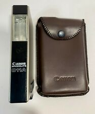 Canon Speedlite 011A Shoe Mount Flash. Pre-owned condition