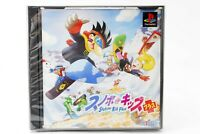 Snobow Snowboard Kids Plus PS1 Japan Action Racing Fun Cute Game Playstation