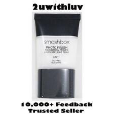 SMASHBOX PHOTO FINISH LIGHT FOUNDATION PRIMER OIL FREE TRAVEL SZ 15ML 0.5 FL OZ