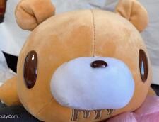 Gloomy Bear Plush Doll Stuffed With Smartphone Pocket Pouch Chax GP Mocha New
