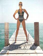 PUBLICITE ADVERTISING 2011 Les Maillots de Bain SORAYA St Tropez