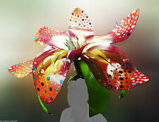 Da NeeNa H058 Cabaret Pageant Showgirl Drag Giagantic Flower Headdress