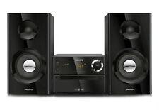 MP3 Kompakt-Stereoanlagen mit Bluetooth und AM/FM