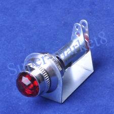 1pc Fenders Pilot Light Indicator for Guitar Tube Amp Amplifier Bracket Red