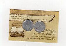 repubblica moneta 5 lire 1982