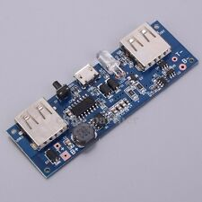 5V 1A 2A Solar Power Bank Charger Module 1.5A Lithium Battery Charging Board