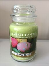 Yankee Candle 22 oz Large Jar - Easter Egg Hunt - Collector's Edition