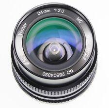 Vivitar 24mm f2 Minolta MD mount  #28504330