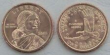 États-unis native american dollar-sacagawea 2005 p unz.