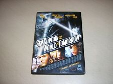 "DVD,""SKY CAPTAIN AND THE WORLD OF TOMORROW"",jude law,angelina jolie"