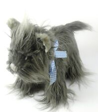 Wizard of Oz Toto Dog Terrier Plush Stuffed Animal 9 Inch Turner Entertainment