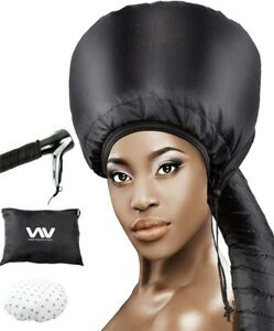 Bonnet Dryer Attachment With Case And Shower Cap..Brand New FREE SHIPPING