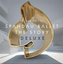 CDs de música ballet spandau ballet