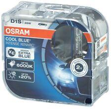 Osram D1S Xenon 35W Cool Blue Intense 66140CBI-HCB Xenon-Brenner Duobox 2 Stück