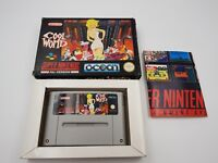 COOL WORLD ORIGINAL PAL ESPAÑA SUPER NINTENDO SNES.BUEN ESTADO.COMBINO ENVIO