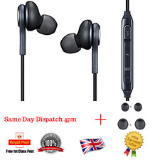 Replacement Earphones For Samsung Galaxy S10 S9 S8 S7 Note AKG In-Ear Headphones