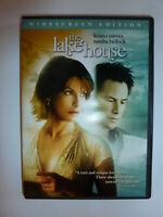 The Lake House DVD drama romance movie Keanu Reeves Sandra Bullock Widescreen!