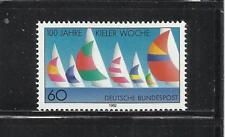 ALEMANIA, (R.F.A.). Año: 1982. Tema: DEPORTES. REGATAS.