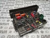 2008 BMW 1 Series 118 2.0 Diesel Fuse Relay Control Box Unit 9119446 79691621