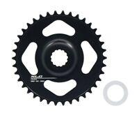 Fahrrad XLC E-Bike Kettenblatt CR-E05 Bosch Gen. 3 Schwarz 38 Zähne direct mount
