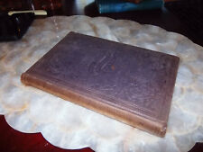 1864  Bryant and Stratton Common School Bookeeping  Single and Double Entry