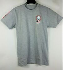 NWT Team USA Apparel Golf T-Shirt Gray Size Med Authentic US Olympic Committee