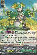 CARDFIGHT VANGUARD CARD: SUMMER'S HEIGHT FLOWER MAIDEN, MARJUKKA  G-BT08/041EN R
