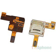 ORIGINAL MICRO SD SLOT HOLDER FLEX CABLE RIBBON FOR LG OPTIMUS ONE P500 #F249