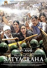 Satyagraha (2013) - Amitabh Bachchan, Kareena Kapoor - bollywood hindi movie dvd