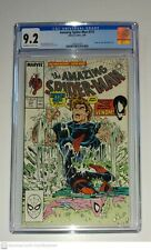 Amazing Spider-Man #315 CGC 9.2 Marvel Comics Todd McFarlane cover & art 5/89