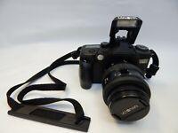 Minolta Maxxum 400si 35mm SLR Camera w/ AF Zoom 35-70mm Lens- UN TESTED