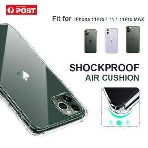 iPhone 7/8/11/11 Pro/11 ProMax Case Shockproof Bumper Cover Silicone