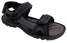 Buckle Sports Sandals Synthetic Leather Shoes for Men